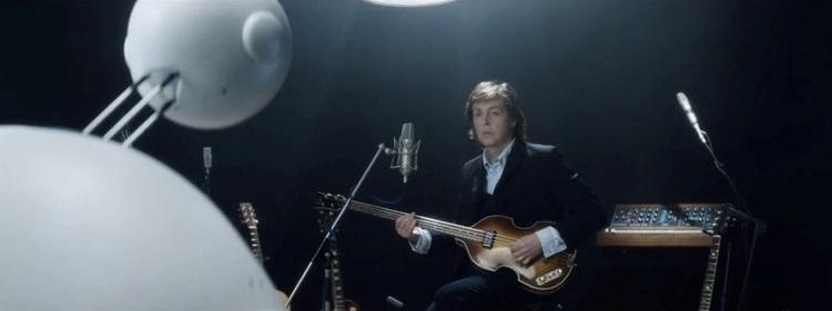 Δείτε το νέο καταπληκτικό βίντεο του Paul McCartney