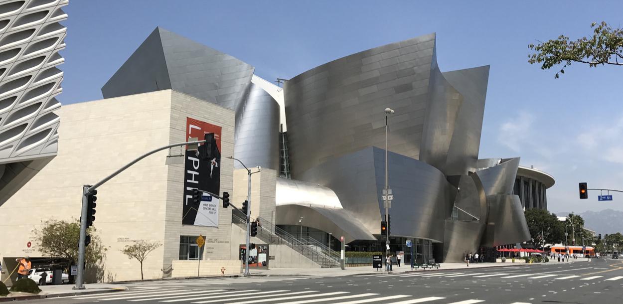Το ClockSound για τον Nils Frahm στο Walt Disney Hall του Los Angeles