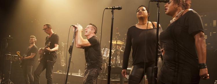 Οι Nine Inch Nails στην εκπομπή Austin City Limits