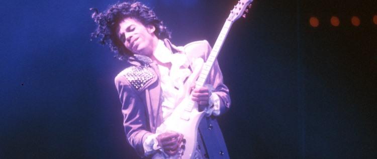 Η μουσική του Prince ήταν και θα είναι πάντα δίπλα μας