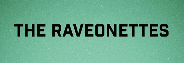 Οι Raveonettes για δύο συναυλίες στην Ελλάδα τον Γενάρη