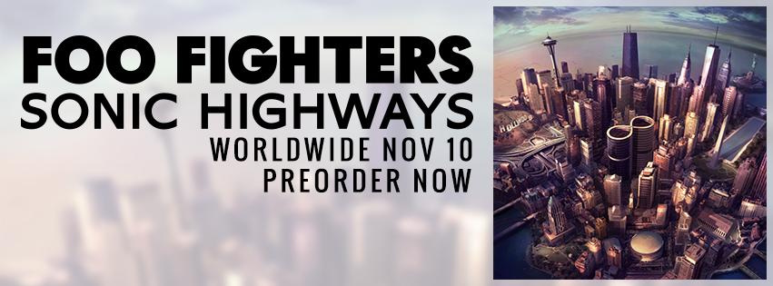 2ο κομμάτι από το Sonic Highways των Foo Fighters