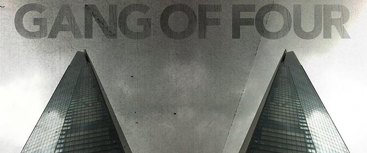 Νέος δίσκος Gang of Four με την A. Mosshart των Kills