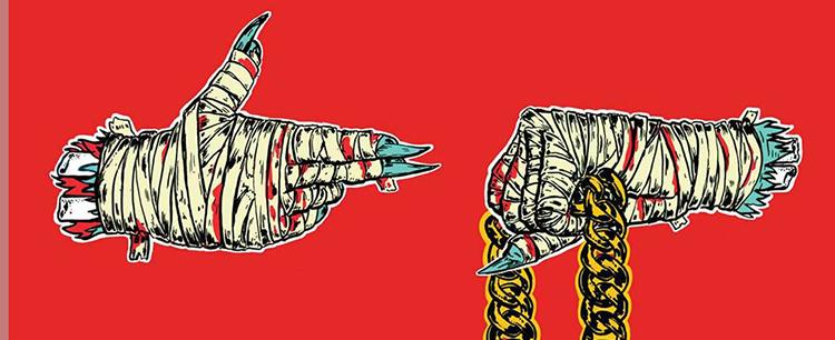 Νέο κομμάτι από τους Run The Jewels με τον Zack De La Rocha