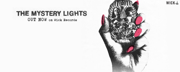 The Mystery Lights – The Mystery Lights